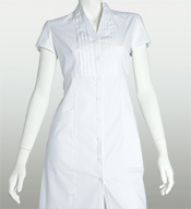CLASSIC WHITEUNIFORM DRESSES